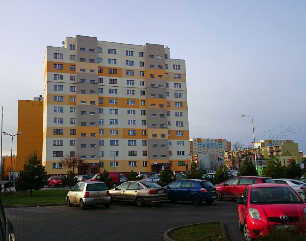 Docieplanie budynków mieszkalnych