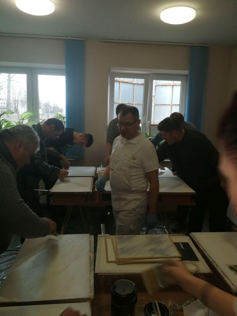 Szkolenia Nakładanie Tynków Dekoracyjnych Fuh Meka Farby